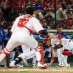 様々な「意地」見せつけてくれた大瀬良の好フィールディング。長野も「ネバ・ツナ野球」に馴染んできたかも。