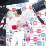 大瀬良、キレッキレの魔球で91球完投!9連勝目はチームみんなでささげた弔い星。