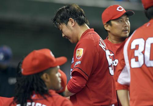 何、よそ行きの野球やってんだ!?もっとどっしり構えていれば勝てた試合。