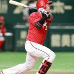 坂倉に首位打者の可能性が浮上!!カープは「個」の力でセ・リーグを引っ掻き回せば、まだまだわからんよ