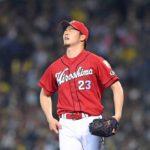 薮田よ、四球乱発しても抑えればいい。それが今年の君の投球スタイルと割り切っちまいなよ。