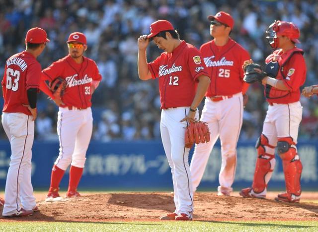 投手陣崩壊「レベル4」。野手と投手の信頼関係も「レベル4」。