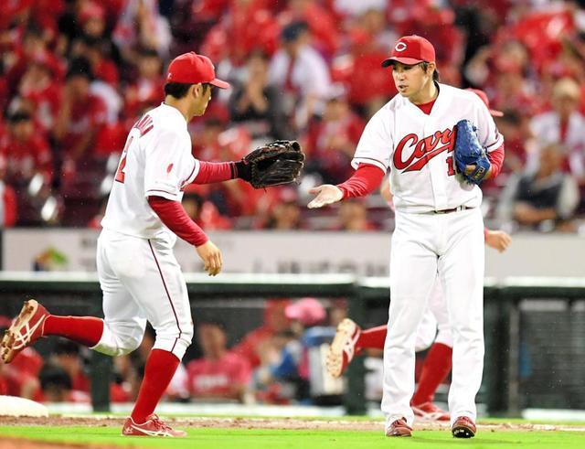 野村がCS・日本シリーズで使えるのか?今日の投球を見れば日本シリーズは「秘密兵器」になるかもしれん。