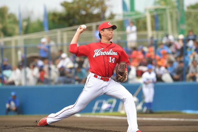 大瀬良は立ち上がりに失点も順調。床田・矢崎は結果を出す。坂倉の守備は1歩目が課題。