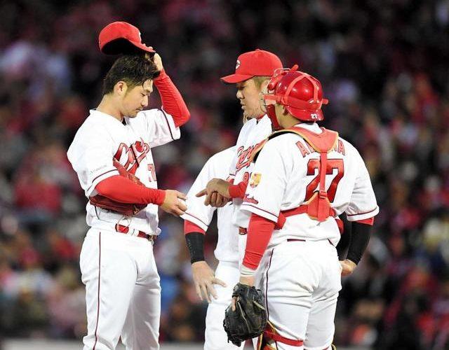 矢崎課長が教えてくれた「ピッチングの基本」。誠也は心の乱れで打撃を見失っている。
