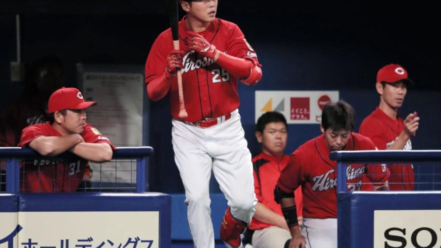 3連敗は7連勝の反動。決して新井の引退会見とは関係ございません(笑)。先発投手陣は打線を信じて打たれることを怖がらないで。