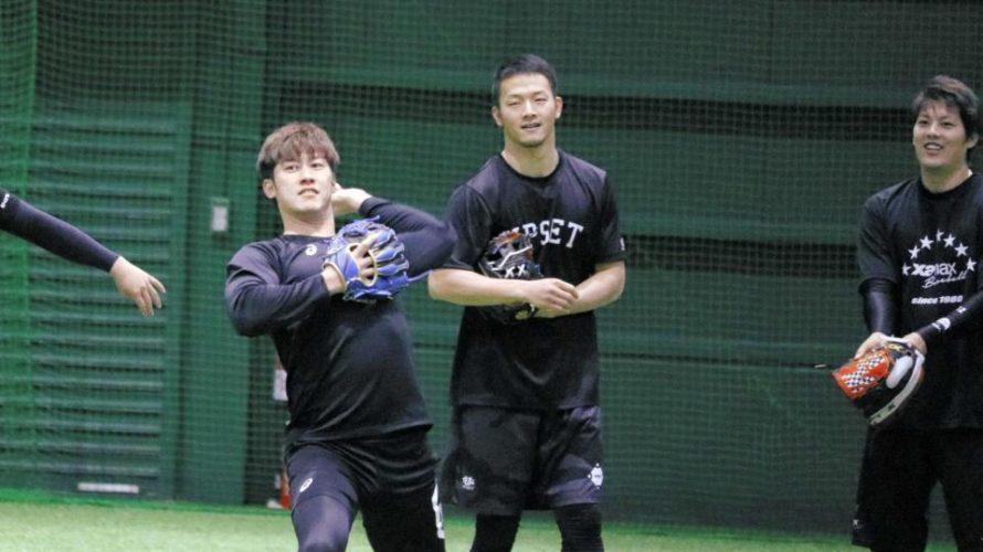 遅咲きの剛球左腕・中村恭平は勝負の年。セットアッパー定着なるか!?