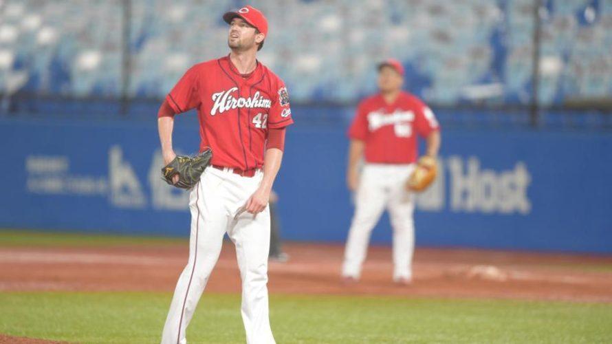 高校野球戦法で拙攻の繰り返し。ジョンソンは今季なかなか勝てないかもしれない。