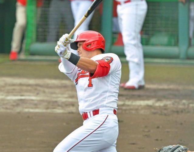 今季初紅白戦!!ルーキーは好投も若手投手陣に進歩無し!誠也・タナキクはさすがのプレー