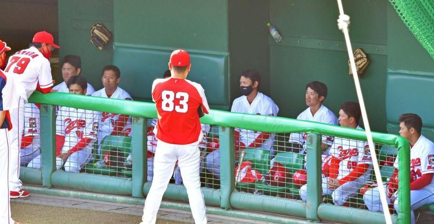 練習試合とはいえこんな野球をしたらまた言われるよ!?セ・リーグは弱いって。